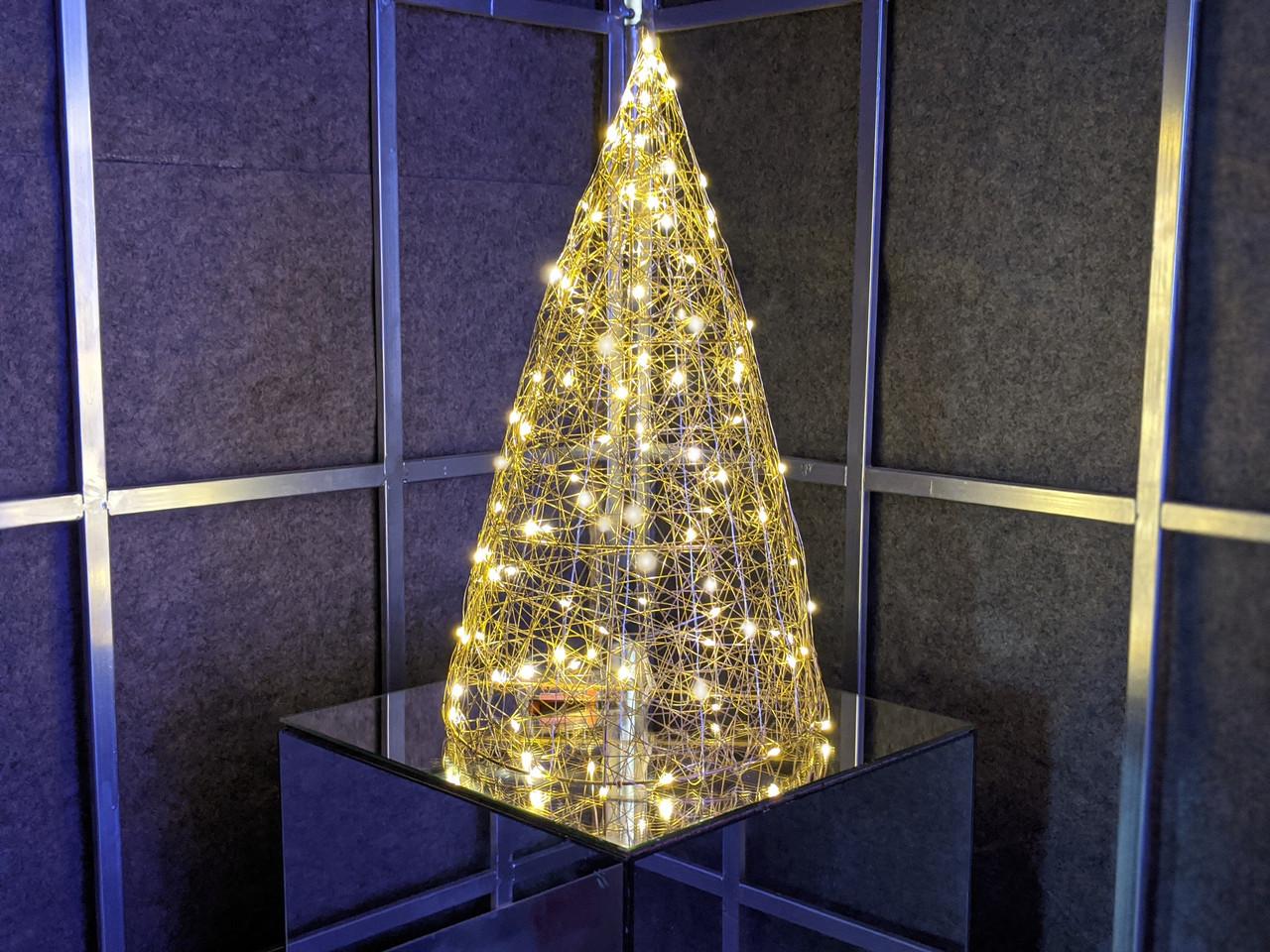 Купить Ёлка с Led подсветкой 60 см, 55 веток 424 грн. в Интернет ... | 960x1280