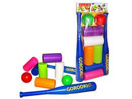 Детская игра Городки, M-Toys, 10180