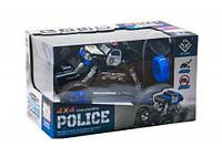 """Полицейский джип на радиоуправлении """"Пикап Rock Climbing"""" 4 х 4 (чёрный) 6149L/6149H"""