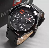 Чоловічі наручні годинники NaviForce 9092 Black, Оригінал, фото 1
