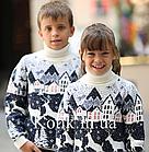 Семейные свитера Снежный День, фото 4