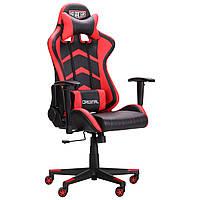 Геймерское Кресло VR Racer Blaster черный/красный