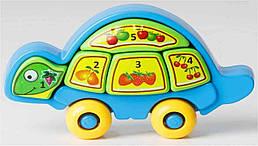 """Іграшка Черепашка """"Розумаха"""" ТМ Тигрес , 39201"""