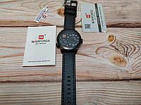 Чоловічі наручні годинники NaviForce 9092 Чорні, Оригінал, фото 1