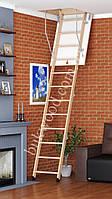 Чердачная лестница Bukwood Compact Mini 100х80 см, фото 1