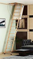 Чердачная лестница Bukwood Compact Long 110х70 см, фото 1