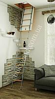Чердачная лестница Bukwood Compact Metal 110х60 см, фото 1