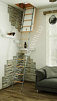 Чердачная лестница Bukwood Compact Metal 120х70 см, фото 1