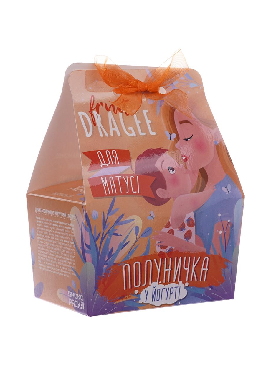 Шоколадный набор Shokopack Драже для мамы Белый шоколад