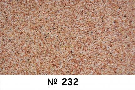 Гранитная штукатурка Термо Браво № 232 Ведро 15 кг