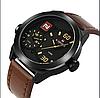 Чоловічі наручні годинники NaviForce 9092 Brown, Оригінал