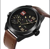 Мужские наручные часы NaviForce 9092 Brown, Оригинал, фото 1