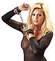Наручники - 2492024 Handcuffs - black, S-L, фото 4