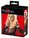 Наручники - 2492024 Handcuffs - black, S-L, фото 6
