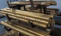 Прутки бронзовые ф 25 - 160 мм