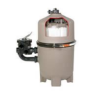 Діатомовий фільтр + клапан для DE фільтру,для насосу 16 м3/г, потребує 2 кг землі, фото 1