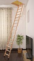 Чердачная лестница Bukwood ECO Long 110х60 см, фото 1