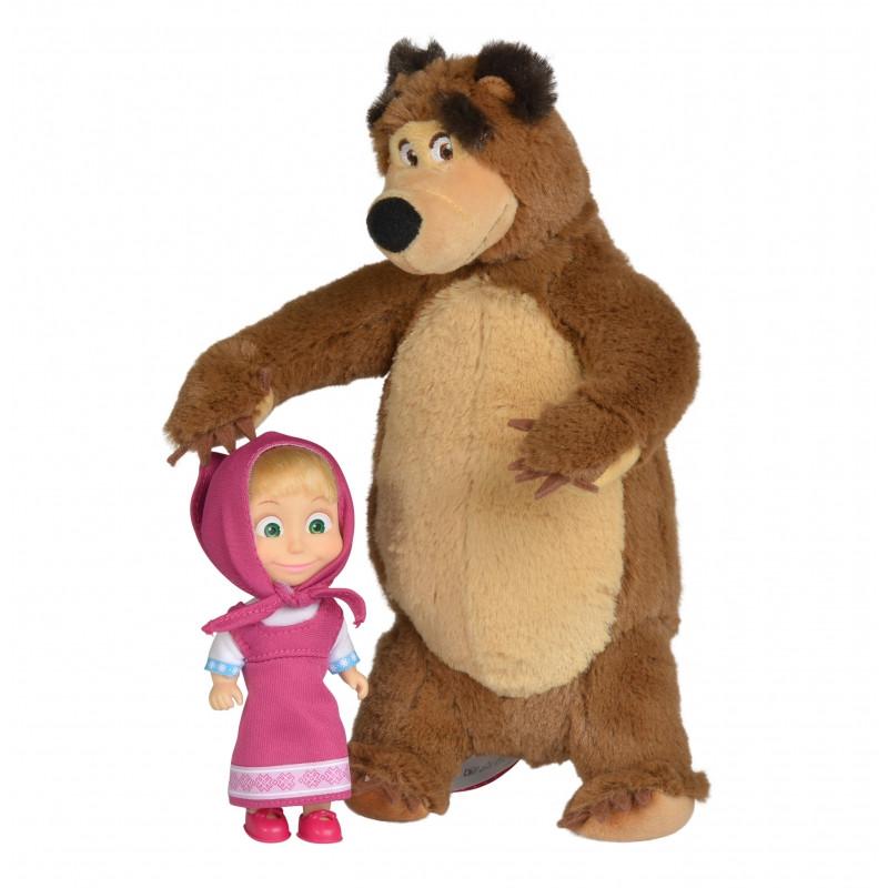 Маша и медведь игровой набор Simba 9301072