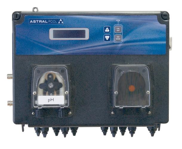 Станція дозування AstralPool Control Basic Dual pH-EV для електролізних систем та DDS pH та Redox Іспанія