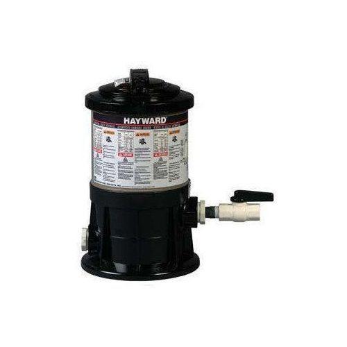 Напівавтоматичний дозатор таблеток хлору для басейнів до 75 м3 Hayward США. Разове завантаження до 7 кг.