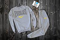 Теплый мужской спортивный костюм (флис) Everlast