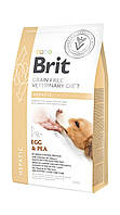 Сухой корм для собак Brit Veterinary Diet Dog Hepatic беззерновой, при печеночной недостаточности 2кг