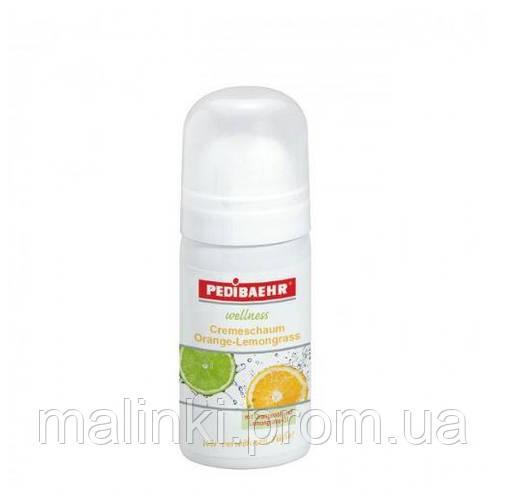 Крем-пена с маслом апельсина и лайма,35мл
