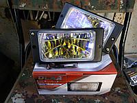 Противотуманные фары ВАЗ 2110-2112, 2113-2115 (Гладкое стекло, Хамелеон) (Пр-во DLAA)