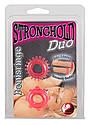 Ерекционное кольцо Stronghold Duo, фото 3