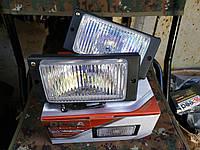 Противотуманные фары ВАЗ 2110-2112, 2113-2115 (Рифлёное стекло, Хамелеон) (Пр-во DLAA)