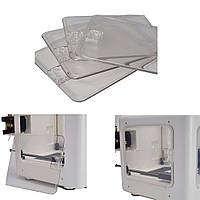 Easythreed® 4Pcs 14.5 * 13.5 Набор прозрачных акриловых окон для 3D-принтеров NONA & MICKEY - 1TopShop