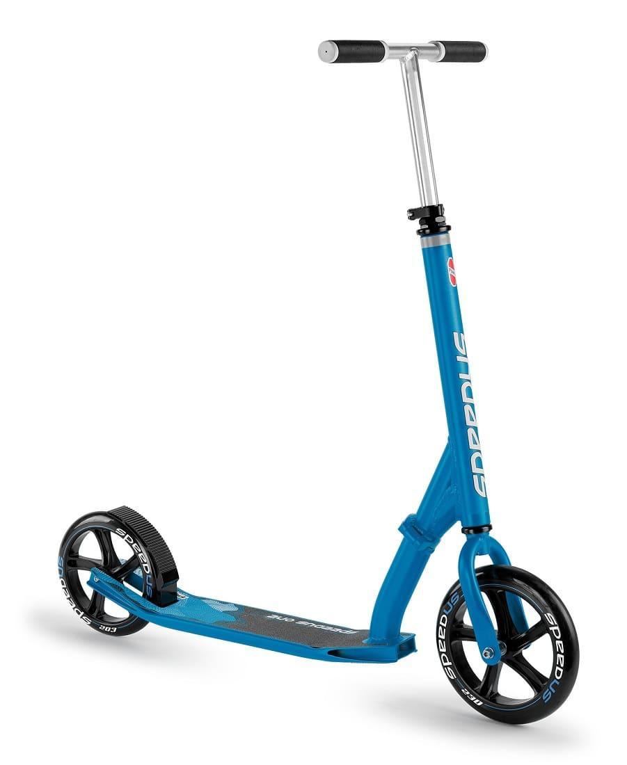 422 Городской самокат PUKY Speed Us One (5001, голубой(blue))