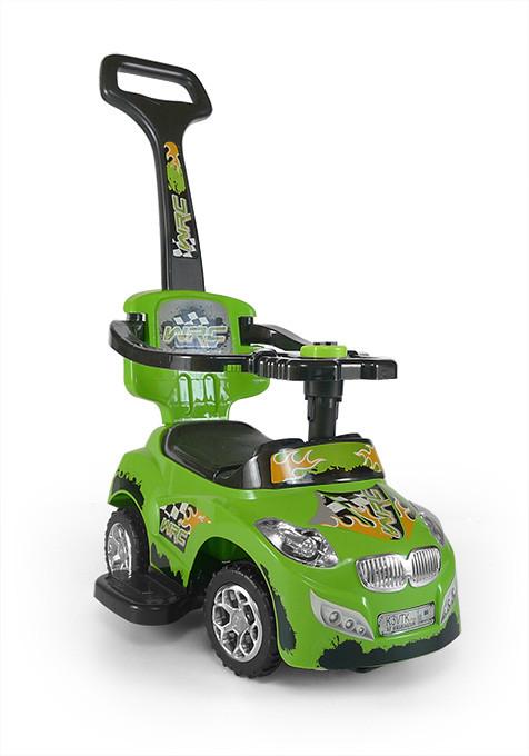 801 Машинка-каталка  Happy ТМ Milly Mally (зеленый(Green))