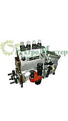 Топливный насос высокого давления ТНВД Д-243, МТЗ ( 4УТНИ-1111007-430 ) 3-х шпил.2-х лапк.