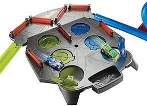 Трек Хот Вилс Опасный рикошет Hot Wheels Rebound Raceway Playset, фото 2