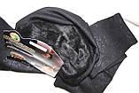 Лосины женские Мех Рисунок (упаковка 6 шт.) Термо, фото 4