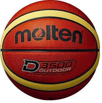 Мяч баскетбольний Molten D3500 (6 размер)