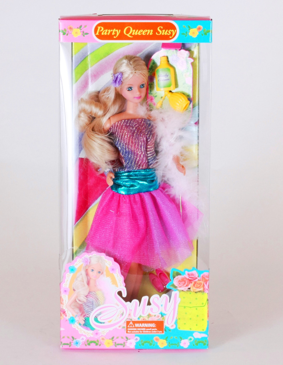 "Кукла Creation & Distribution ""Сьюзи королева вечеринки"", 415N"