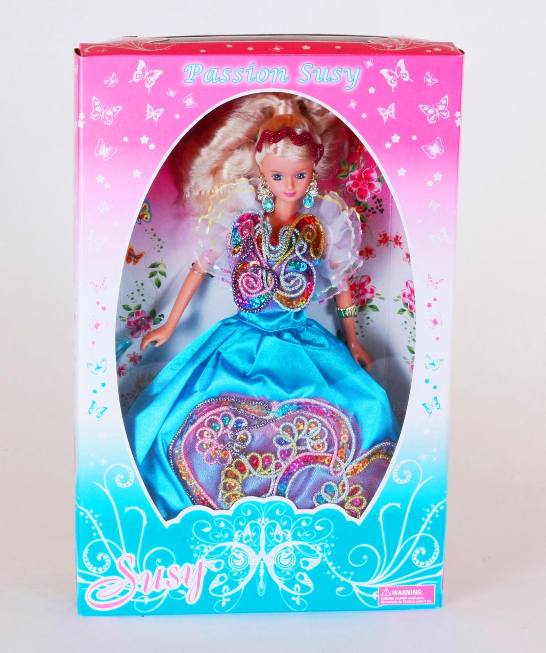 "Кукла Creation & Distribution ""Сьюзи темпераментная"", 2909"