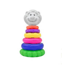 Детская игрушка пирамида Красавица, 5203 -30
