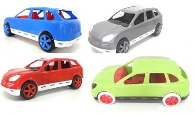 Машина игрушечная джип 4 цвета, 07-700-1