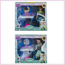 Мебель игрушечная Frozen с куклой ZT8782