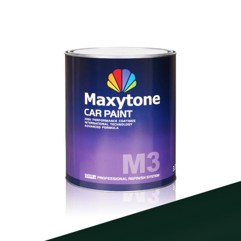 Акриловая краска 2K Acryl Autolack LAD307 зеленый сад «MAXYTONE»