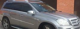 Ветровики, дефлекторы окон Mercedes Benz GL-klasse (X164) 2006-2012 'Cobra tuning'
