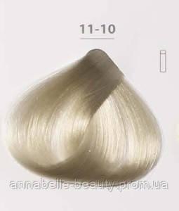 Стойкая гелевая краска DUCASTEL Subtil Gel 11-10- очень светлый блондин серебристый, 50 мл