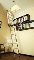 Чердачная лестница Bukwood ECO Metal 80х70 см, фото 1