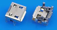 Разъем заряда для музыкальной колонки JBL Flip 3, micro-USB