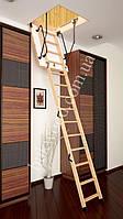 Чердачная лестница Bukwood Luxe Long 110х90 см, фото 1
