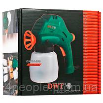Краскопульт электрический DWT ESP01-250, фото 3