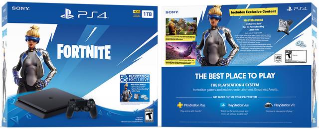 Игровая приставка Sony PlayStation 4 Pro 1 TB Black + FIFA20 + Fortnite Neo Versa+ DualShock 4